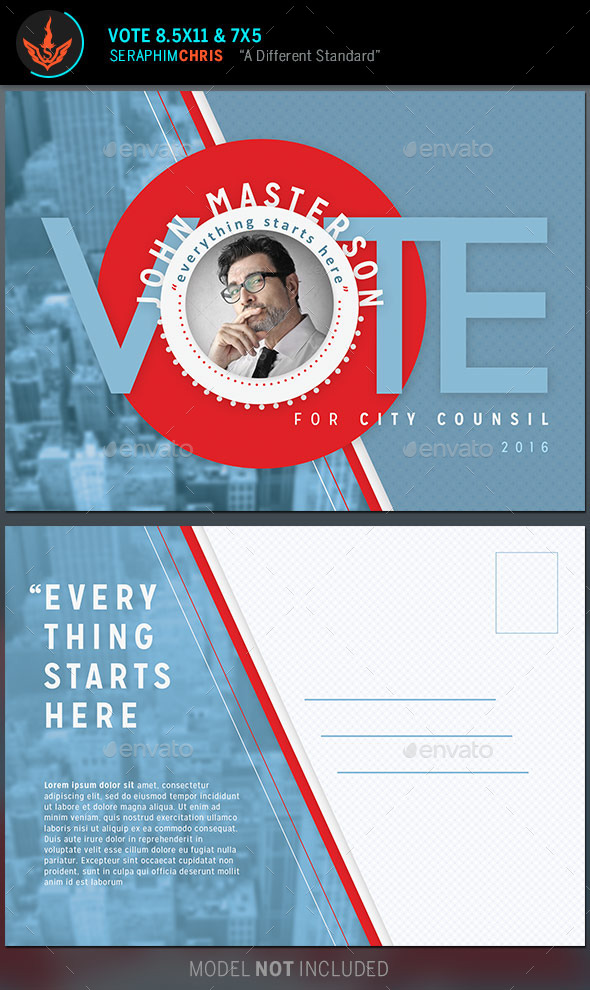 Examples Of Vote For Me Flyers » Tinkytyler Org Stock