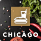 Download Chicago - Restaurant, Cafe, Bar and Bistro Theme from ThemeForest