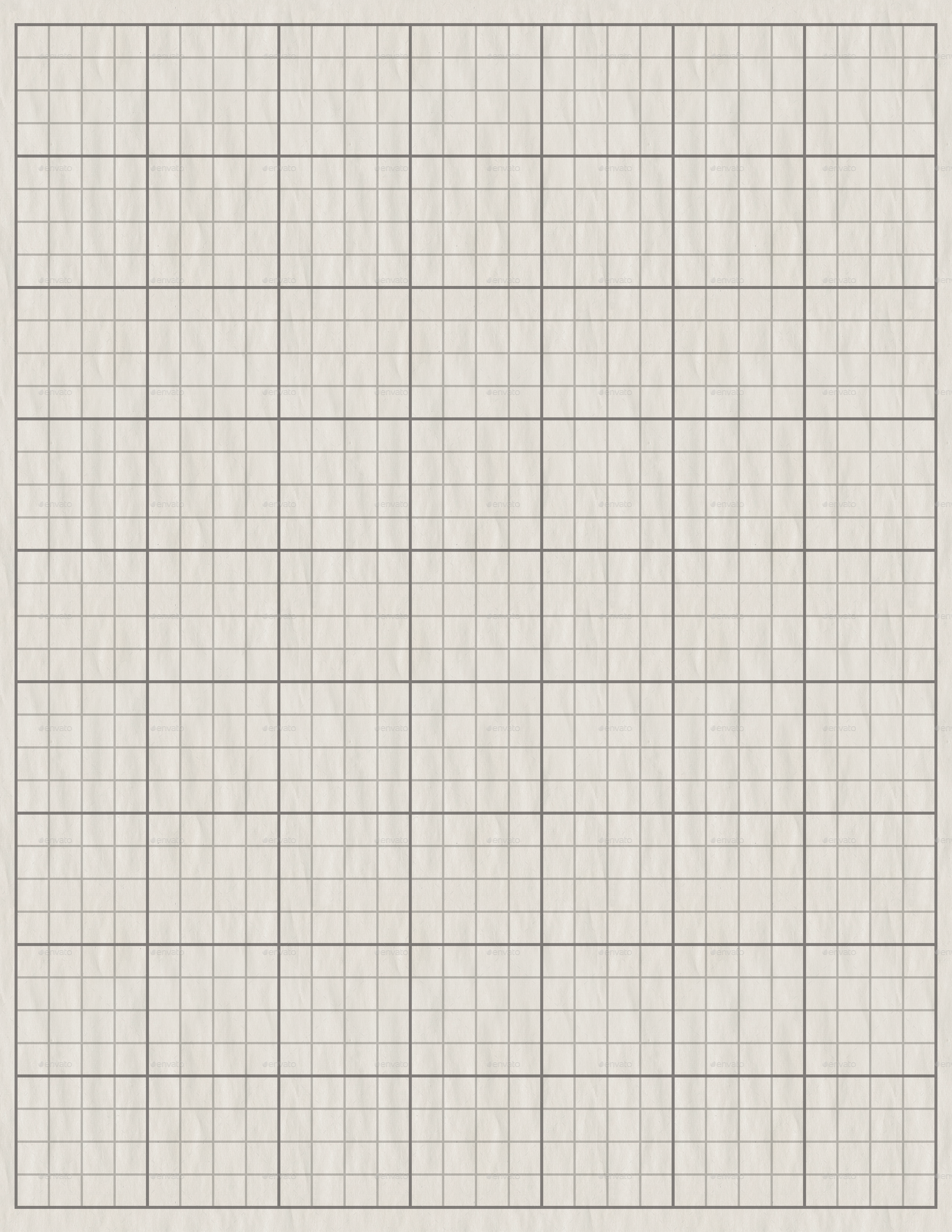 Wrinkled Lined Paper By Hassified
