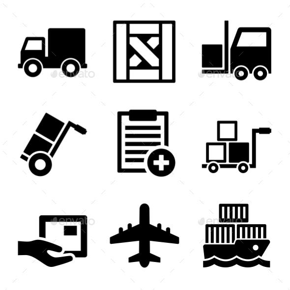 Cargo Icon Psd » Dondrup.com