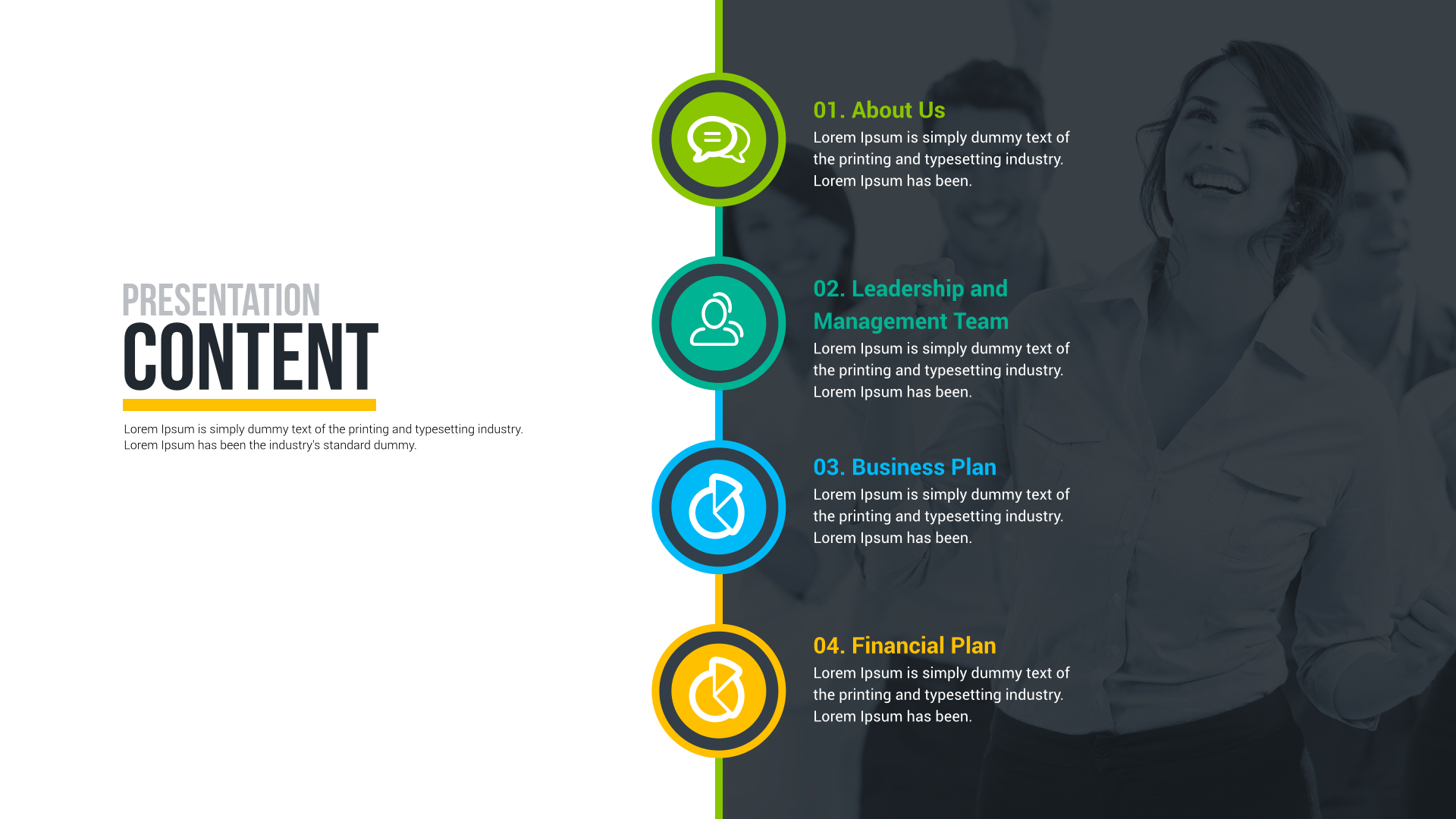 20 Outstanding Business Plan Powerpoint Templates | The ...