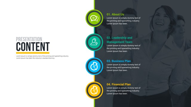 20 outstanding business plan powerpoint templates | the, Powerpoint templates