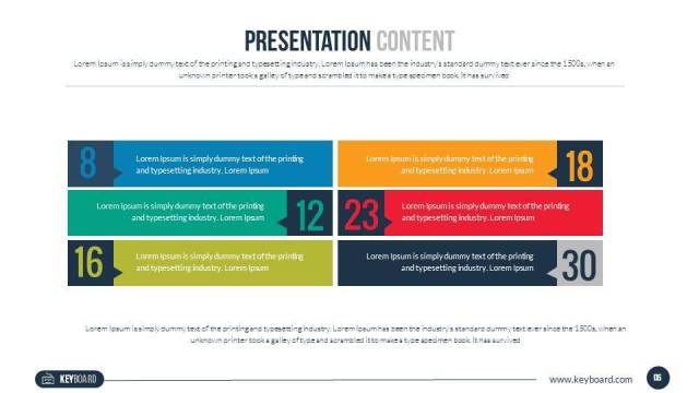 20 outstanding business plan powerpoint templates the inspiration blog featuring more than 2900 slides this template has everything you need comes complete with 18 color schemes and professional shapes and icons toneelgroepblik Choice Image