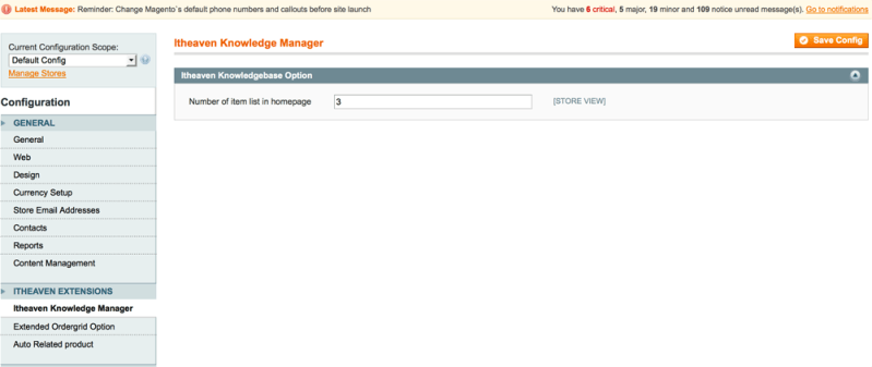 Knowledge Base Manager - 9