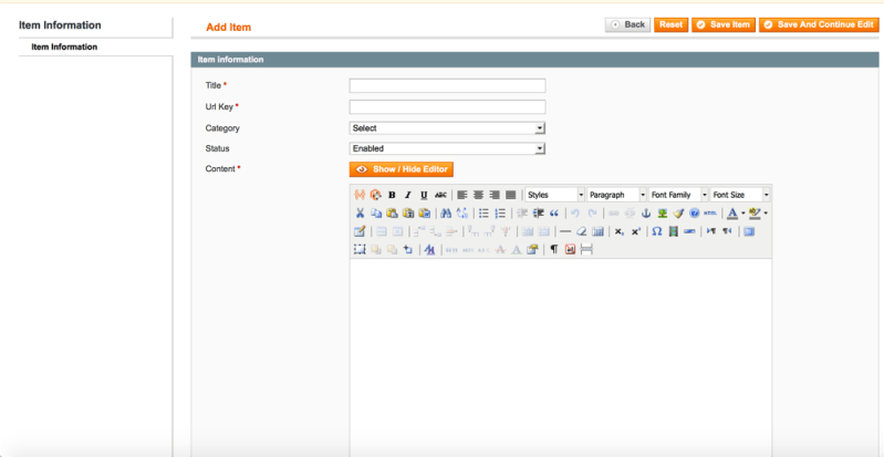 Knowledge Base Manager - 6