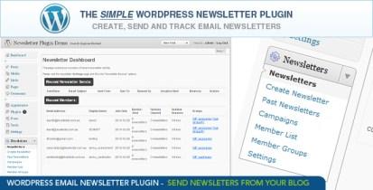 Emailing plugin WordPress