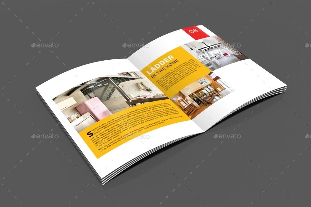 Company Profile Interior Design by boriesbechker