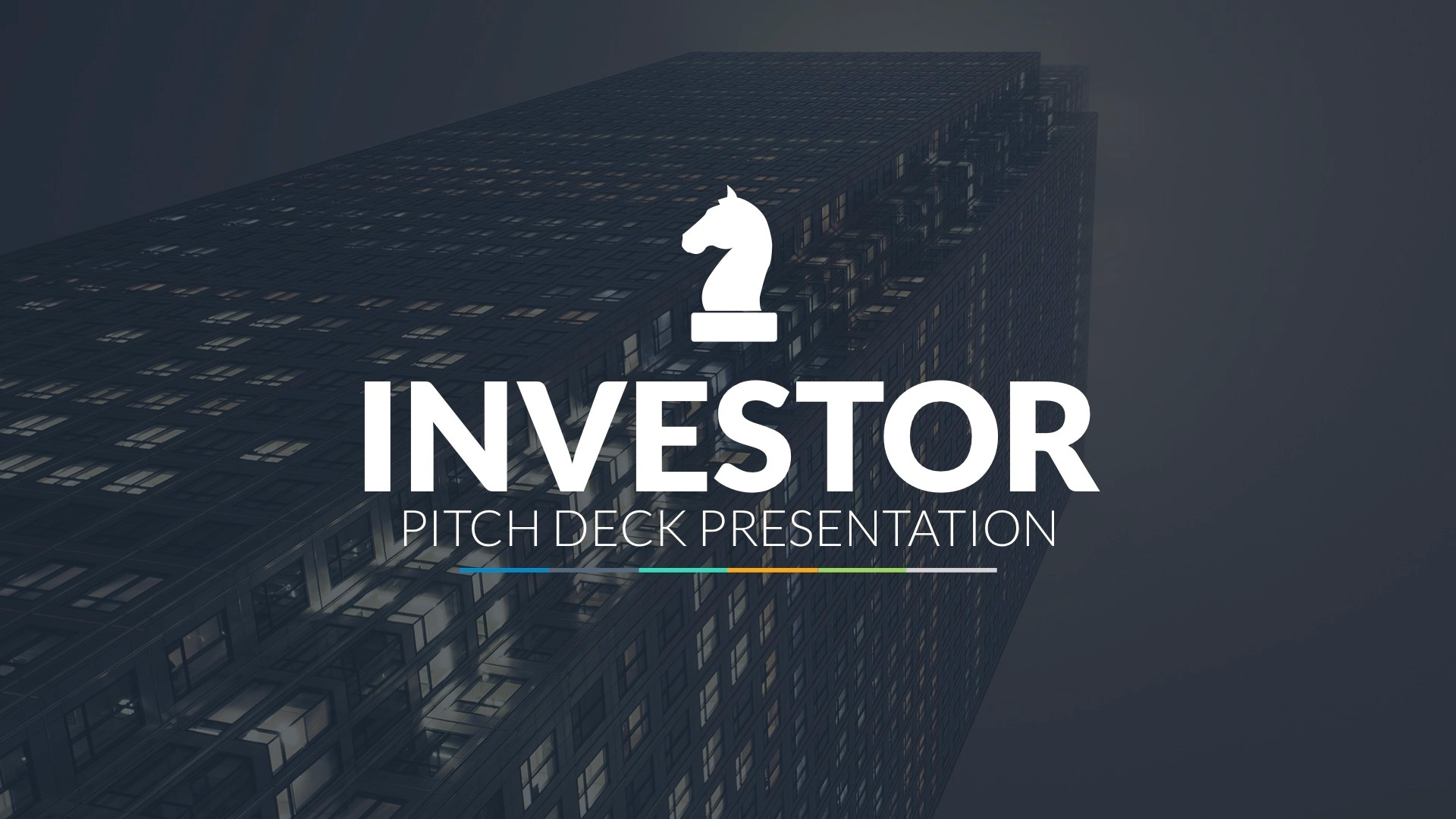 top 10 pitch deck powerpoint templates | the inspiration blog, Powerpoint Template Corporate Presentation, Presentation templates