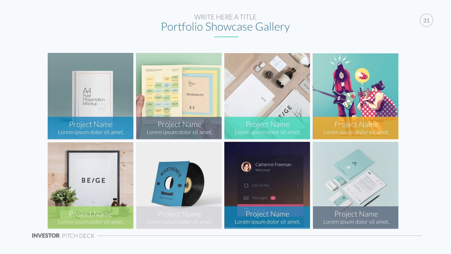Top 10 Pitch Deck Powerpoint Templates | The Inspiration Blog