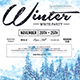 Download Winter Event Flyer from GraphicRiver