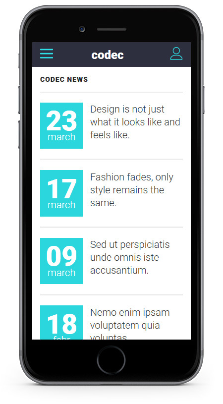 20 Best Most Popular Mobile Templates Themes For 2015