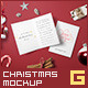 Download Christmas Mock-Up Creator from GraphicRiver