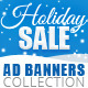 Download Holiday Sale Web Ad Banners from GraphicRiver