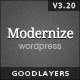 Download Modernize - Flexibility of WordPress from ThemeForest