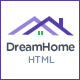 Download DreamHome - Single Property HTML Template from ThemeForest