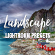 Download PRO Landscape and Travel Lightroom Presets  from GraphicRiver