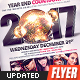 Download High Impact New Year's Eve Countdown Flyer/Poster from GraphicRiver