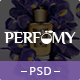 Download Perfomy -  Perfume / Jewelry / Accessories PSD Template from ThemeForest