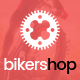 Download Biker Shop - premium PSD template from ThemeForest