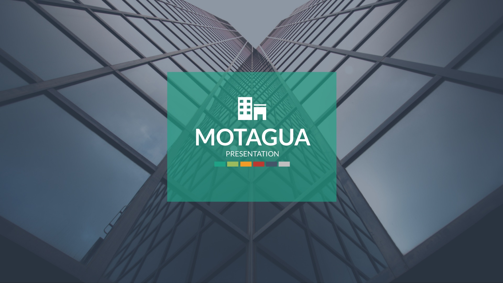 10 powerpoint business templates to wow your audience the multipurpose powerpoint business template from motagua wajeb Image collections