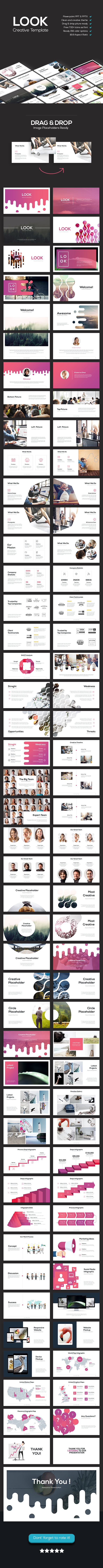 Creative Theme PowerPoint