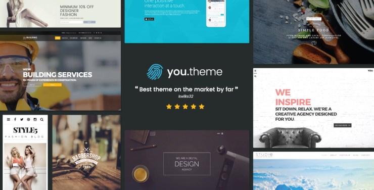 You v1.2.1 – Responsive Multi-Purpose WordPress Theme