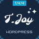 Download T.Joy - Astronomy WordPress Theme from ThemeForest