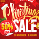 Download Christmas Sale Poster Template from GraphicRiver