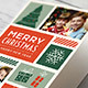 Download Illustrated Christmas Photo Card from GraphicRiver
