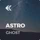 Download Astro - Responsive Ghost Theme from ThemeForest
