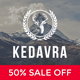 Download Kedavra - Clean Multi-Concept Elegant Theme from ThemeForest