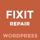 Download Phone, Computer Repair Shop Responsive WordPress Theme - Fixit from ThemeForest