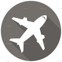Flat Icons Traveling 2mdesign Graphicriver
