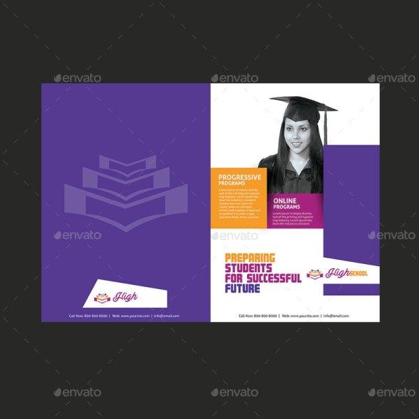 Education Brochure Designcrew Graphicriver