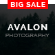 Download Avalon - Photography and Portfolio WordPress Theme for Photographers from ThemeForest