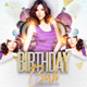 Download B-Day Bash Party - Flyer Template from GraphicRiver