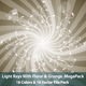 Light Rays With Floral MegaPack - GraphicRiver Item for Sale