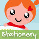 Download Things For Cuties - Stationery for Baby Related from GraphicRiver