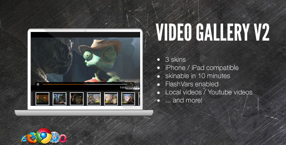 Video Gallery WordPress Plugin /w YouTube, Vimeo, Facebook pages 24