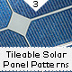 Download 3 Tileable Solar Panel Patterns and 2 Background from GraphicRiver