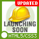 Download Launching Soon - Under Construction Page from ThemeForest