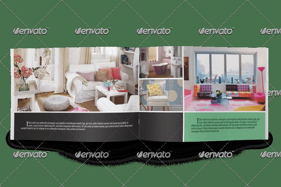Home Decor Brochure By Crew55design GraphicRiver