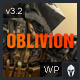 Download Oblivion - The Ultimate Multi-Purpose Gaming Theme from ThemeForest