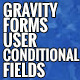 Download Gravity Forms User Conditional Fields from CodeCanyon