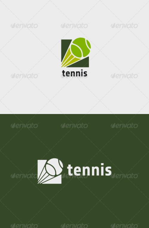 Logotipos para Escuelas de Tenis.