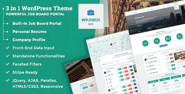 JobsDojo - The WordPress Job Board Portal Theme - 19