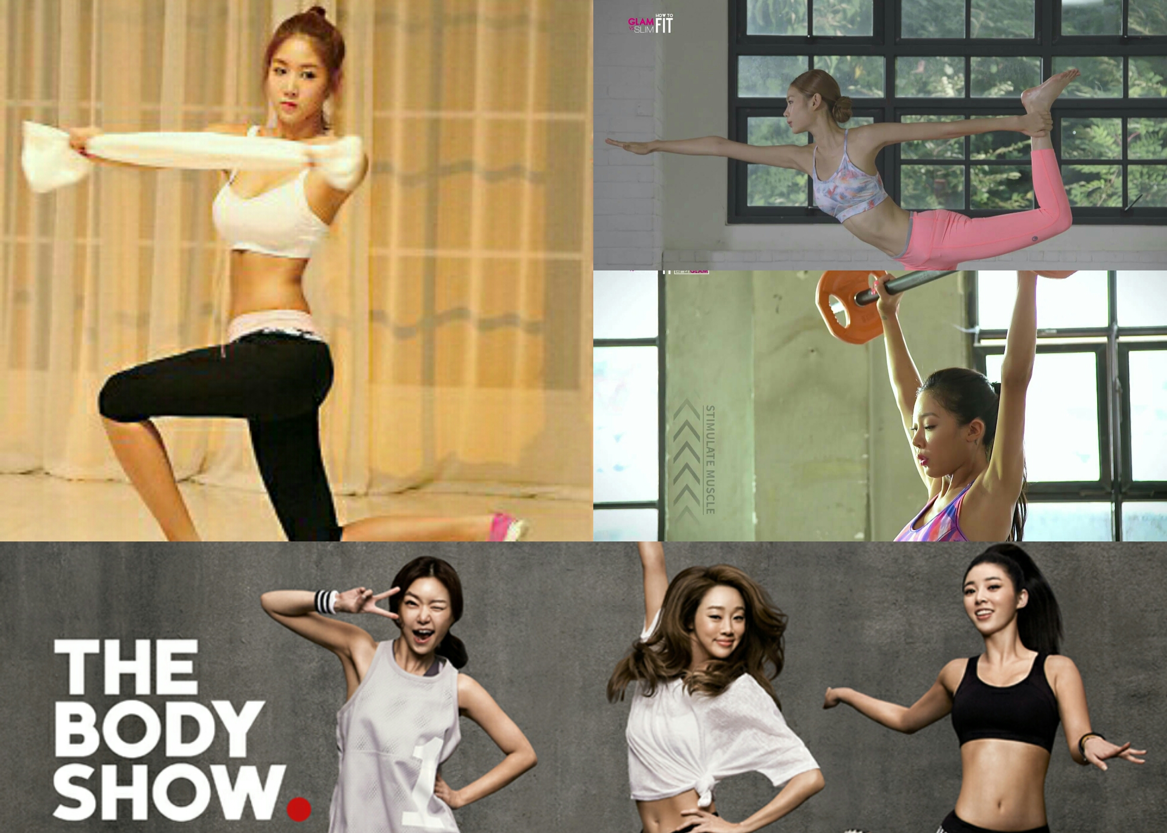 12 K-Pop Idol Workouts You Need in Your Life Right Now ...