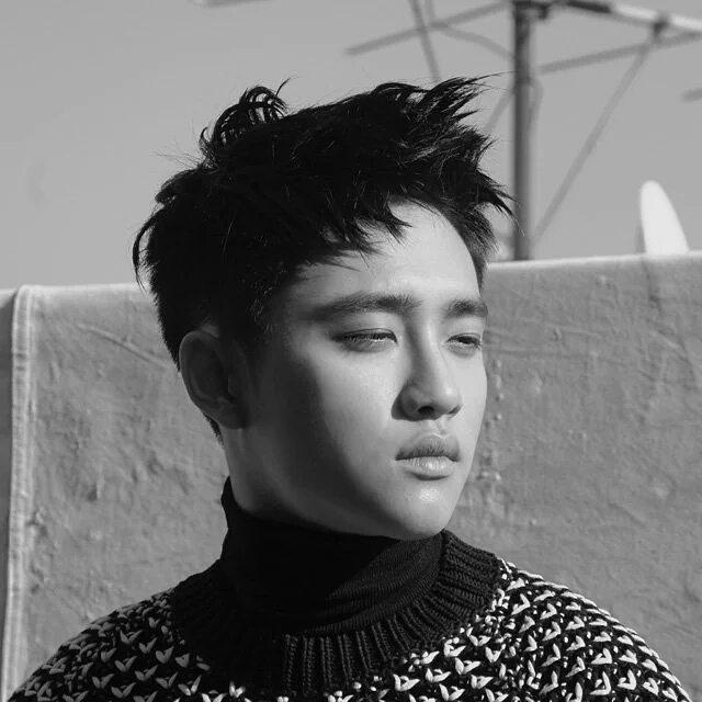 EXO's D.O Smolders in High Cut Pictorial   Soompi