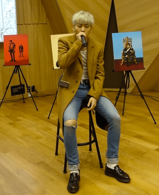 Zico Says Promoting With Block B Makes Him Happier Than Promoting Solo