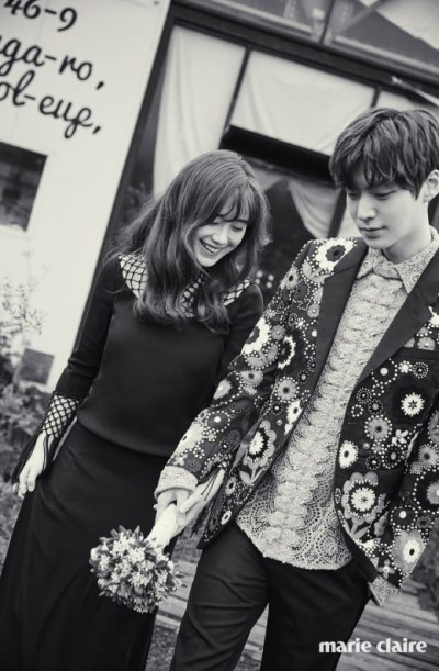 Ahn Jae Hyun And Ku Hye Sun Escape To Dreamy Jeju Island ...